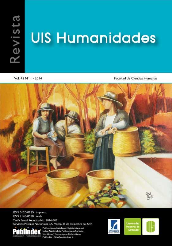 Revista UIS Humanidades